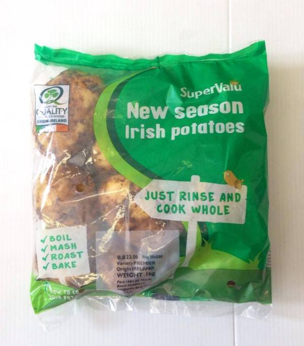 new season potatoes supervalu