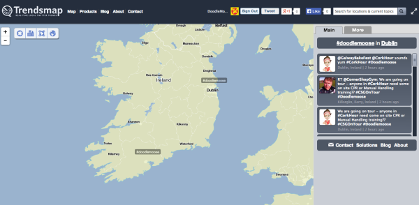 trends ireland, twitter ireland, twitter trend ireland, irish blogs, irish bloggers