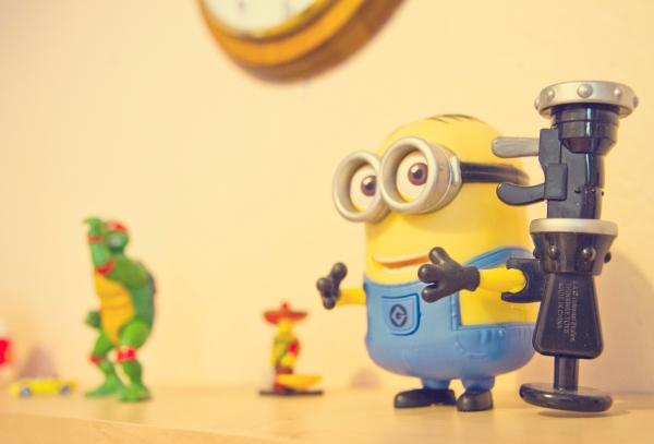 Minion Dave Toy