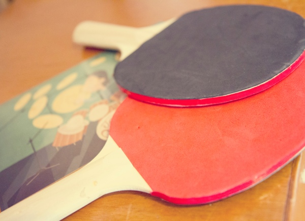 office games, table tennis