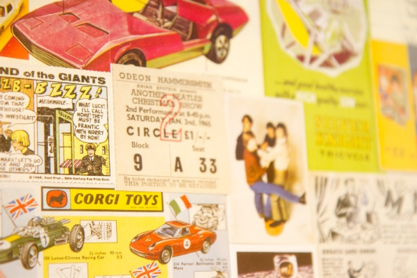 vintage and retro stationery