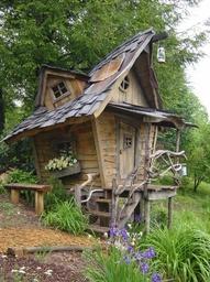 fairytale sheds