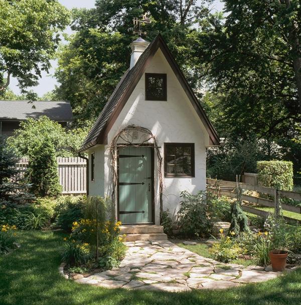 unique sheds